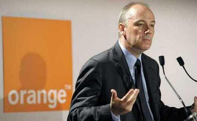 Stéphane Richard, PDG d'Orange, a annoncé le 3 juin le retrait prochain de son groupe d'Israël.