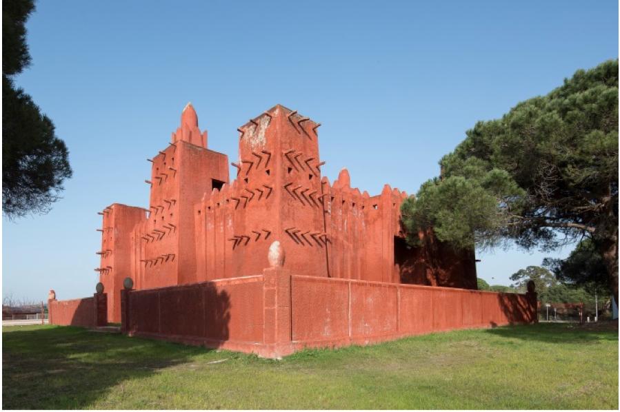 Mosquée Missiri à Frejus. ©Pascal Lemaître - CMN