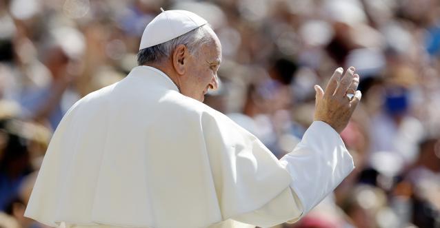 Ecologie : l'appel d'urgence du pape François à l'humanité