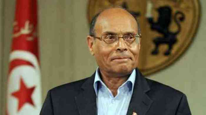 Flottille pour Gaza : l'ex-président de la Tunisie Moncef Marzouki à bord
