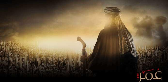 Créée par la chaîne Middle East Broadcasting Centre (MBC), « Omar » est la plus grande production arabe, avec 30 000 acteurs et techniciens de 10 pays. La série compte 30 épisodes qui ont été tournés en 300 jours. Elle avait été diffusée pour la première fois durant le mois de Ramadan 2012. (Photo : © Middle East Broadcasting Centre)