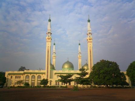 La mosquée Fayçal, à Conakry.
