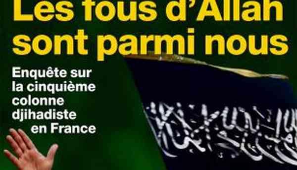 « Cinquième colonne en France » : la nouvelle manip de Valeurs Actuelles