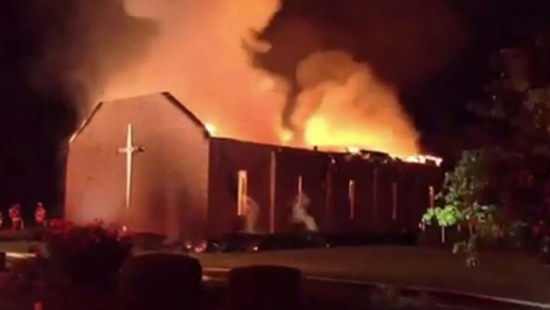 États-Unis : les musulmans financent la reconstruction d'églises noires