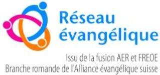 Logo du Réseau évangélique suisse