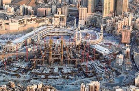 Hajj : les projets d'expansion de La Mecque inaugurés