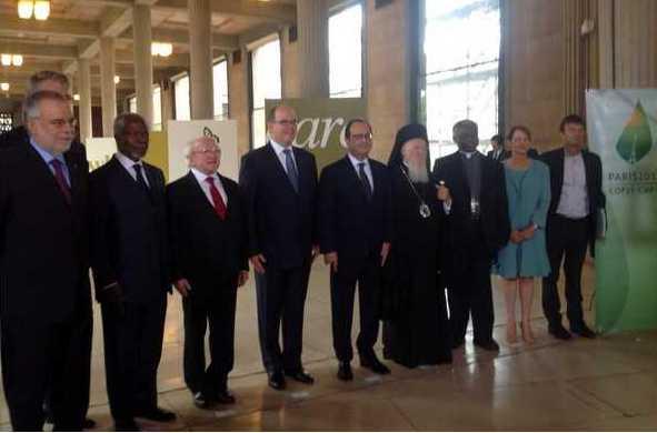 Sous le haut patronage de François Hollande, un sommet des consciences pour le climet est organisé le 21 juillet à Paris.