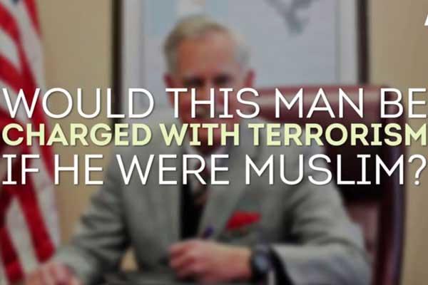 Le sénateur américain Robert Doggart, accusé d'avoir planifié un attentat visant des musulmans, a été libéré en juillet dernier.
