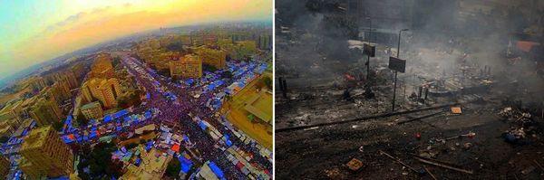 Le massacre de Rabia al-Adawiyya + 2 : afin que nul n'oublie