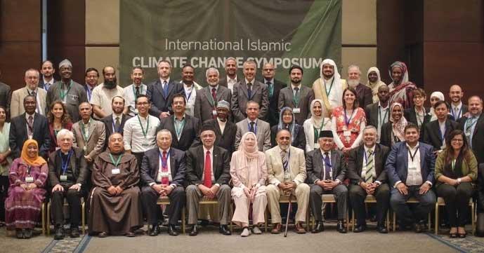 Soixante dignitaires religieux se sont rassemblés à Istanbul, les 17 et 18 août, pour lancer un appel pour le climat. (Photo : Islamic Relief)