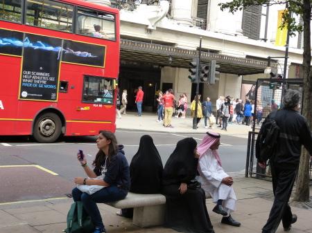 Londres face à l'explosion des crimes de haine islamophobes