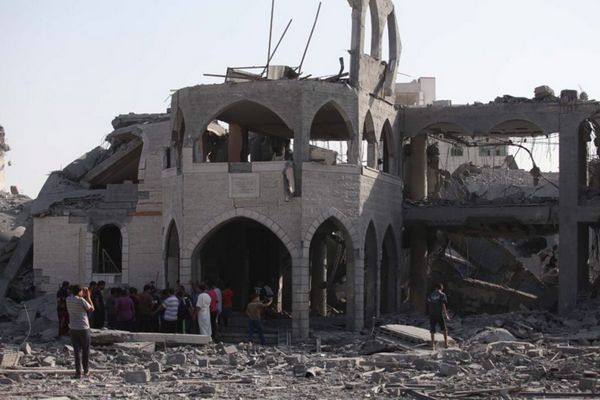 La Turquie va reconstruire neuf mosquées à Gaza