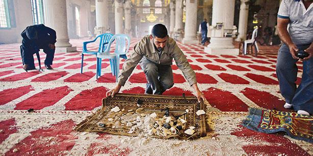 L'UOIF choquée des violences dans la mosquée Al-Aqsa