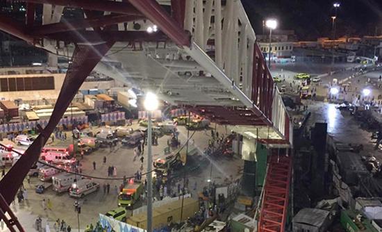 Accident à La Mecque : les Ben Laden sanctionnés