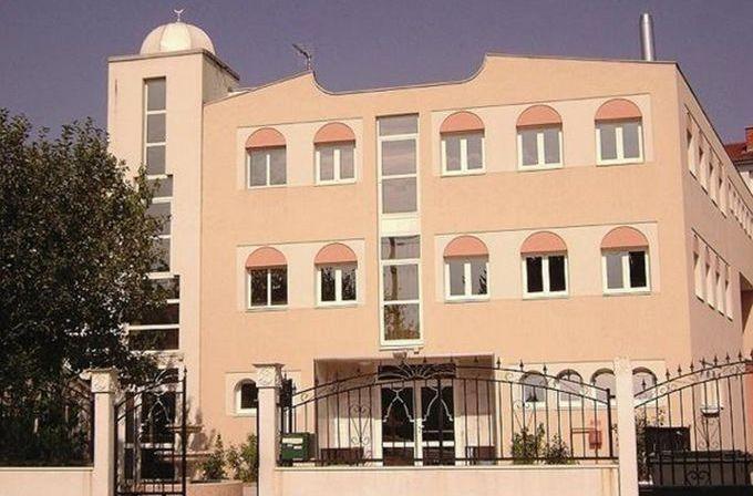 La mosquée de Villeurbanne, près de Lyon, fait partie des dizaines de mosquées ouvrant ses portes à l'occasion des Journées du patrimoine.