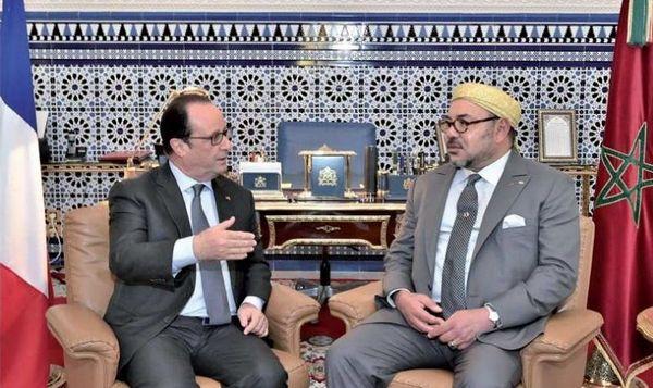 François Hollande et le roi Mohammed VI ont signé une déclaration conjointe en matière de formation d'imams samedi 19 septembre.