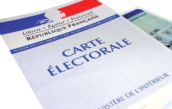 Régionales : derniers jours pour s'inscrire sur les listes électorales