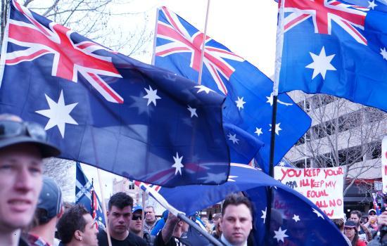 Australie : manifestation contre la construction d'une mosquée