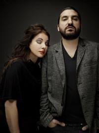 Natacha Atlas et Ibrahim Maalouf ont co-écrit l'album « Myriad Road » © Denis Rouvre