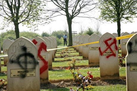 Autriche : des tombes musulmanes et juives profanées