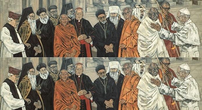 Interreligieux : Nostra Aetate, le cinquantenaire d'une déclaration d'actualité