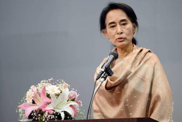 Rohingyas : Aung San Suu Kyi appelle à « ne pas exagérer » la tragédie