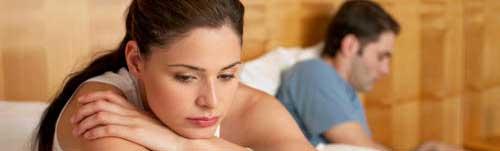 Mounia : « Mon époux me dit qu'il n'arrive plus à soutenir la cadence sexuelle imposée… »