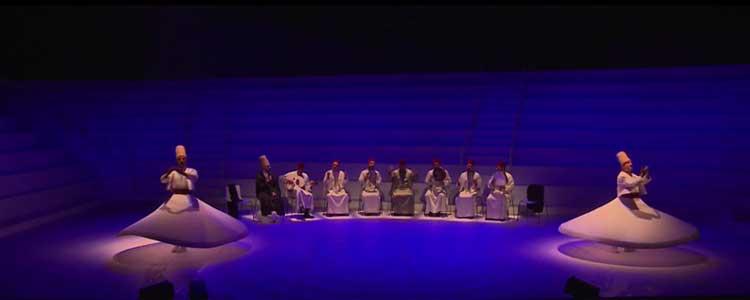 Alliant arts visuels et chants spirituels, « White Spirit » est une création artistique réalisée en résidence au musée du Quai Branly. Elle est le fruit de la rencontre des danseurs, chanteurs et musiciens de l'ensemble syrien Al Nabolsy et du street-artiste tunisien Shoof. Des représentations ont lieu du 6 au 15 novembre 2015.