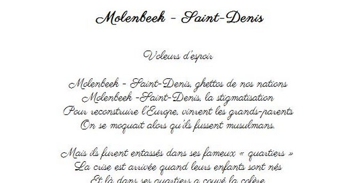 Molenbeek - Saint-Denis