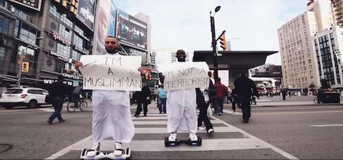 « I'm Muslim man », le titre d'un duo de rappeurs canadiens, fait le buzz après les attentats du 13 novembre.