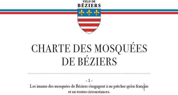 Ménard veut imposer une charte aux mosquées de Béziers