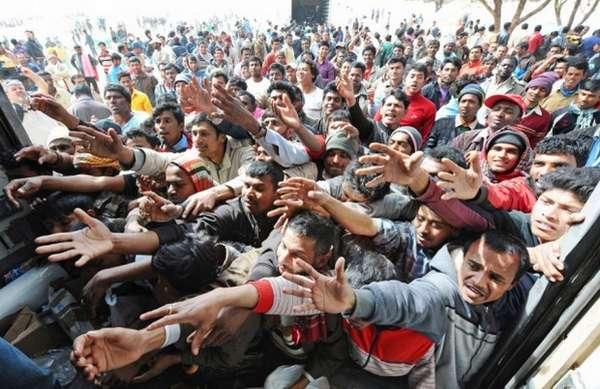 Au-delà de l'Europe, le défi mondial des migrations