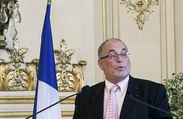 Kamel Kabtane est recteur de la Grande Mosquée de Lyon.