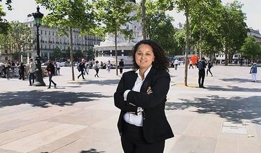 Samia Hathroubi oeuvre dans l'interreligieux en France au sein du mouvement Coexister et à l'échelle européenne pour la Fondation for Ethnic Understanding.
