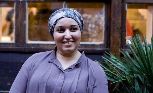 Hanane Karimi est chercheuse en sociologie, porte-parole des Femmes dans la Mosquée et membre du Collectif des Femmes pour la Marche de la Dignité.