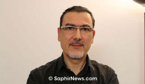 Omero Marongiu-Perria est sociologue et spécialiste de l'islam français.