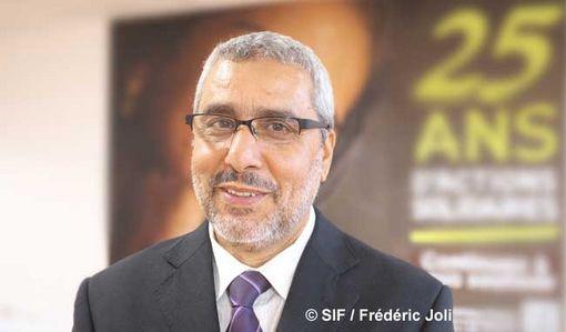 Rachid Lahlou est président du Secours Islamique France (SIF).