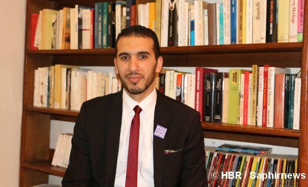 Yasser Louati est porte-parole du Collectif contre l'islamophobie en France (CCIF).