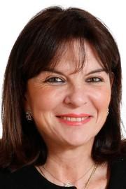Nathalie Goulet, sénatrice de l'Orne.