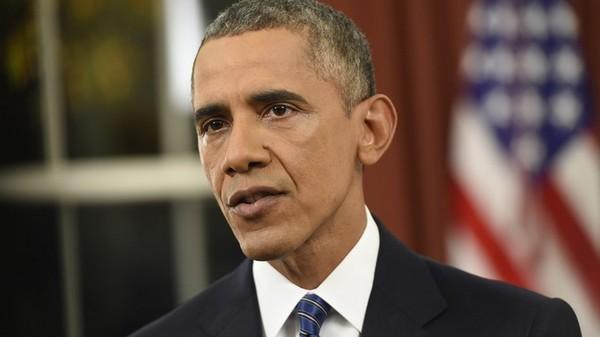 Une visite historique du président Obama dans une mosquée américaine