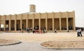 L'église Notre-Dame de Rosaire, à Doha (Qatar)