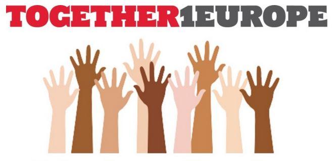 #Together, la réponse paneuropéenne contre Pegida