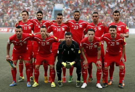 Football : l'Algérie affronte l'équipe de Palestine dans la joie
