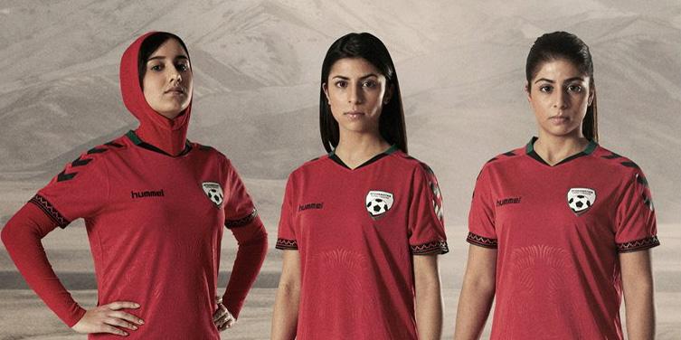 L'équipementier danois a présenté les nouveaux maillots de la Fédération afghane de football.