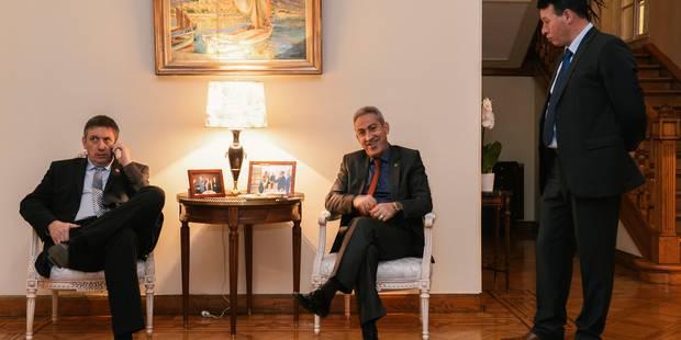 Une délégation ministérielle belge est actuellement à Ankara pour renforcer la sécurité européenne.