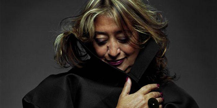 L'architecte Zaha Hadid d'origine irakienne est décédée le 31 mars.