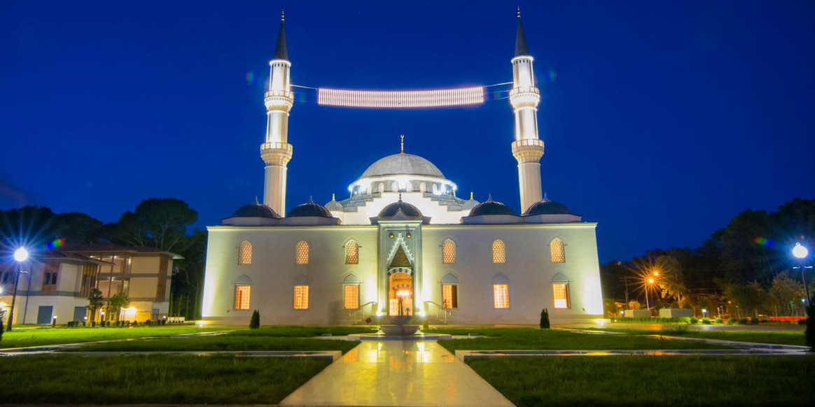 Etats-Unis : Erdogan inaugure une mosquée et fustige l'islamophobie ambiante