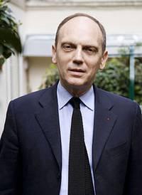 Thierry Coudert, préfet chargé de la coordination de la protection des lieux de culte.