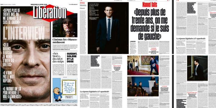 Manuel Valls revient à la charge sur l'interdiction du voile à l'université