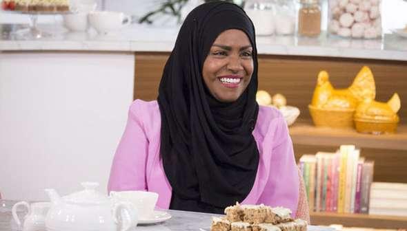 La réalisation du gâteau d'anniversaire de la reine d'Angleterre, qui fête ses 90 ans, a été attribuée à Nadiya Hussain.